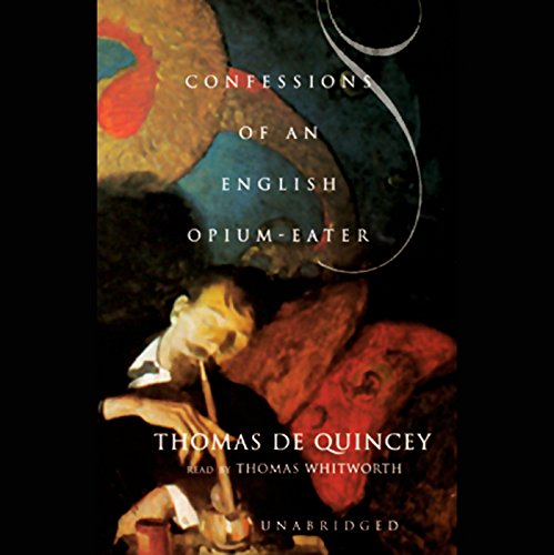 Confessions of an English Opium Eater copertina