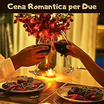 Cena romantica per due - cofanetto con musica rilassante in regalo