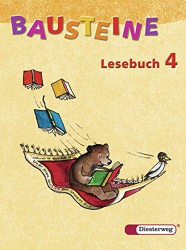 BAUSTEINE Lesebuch - Ausgabe 2003: Lesebuch 4