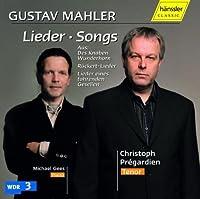 Lieder by GUSTAV MAHLER (2007-04-10)