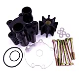 SouthMarine Boat Motor 46-807151A14 46-807151A7 for Mercury for MerCruiser Bravo Water Pump Impeller Kit 18-3150
