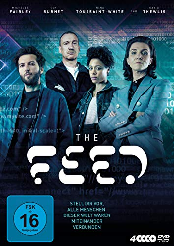 The Feed [4 DVDs]
