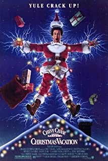 National Lampoon's Christmas Vacation 11 x 17 Movie Poster - Style A