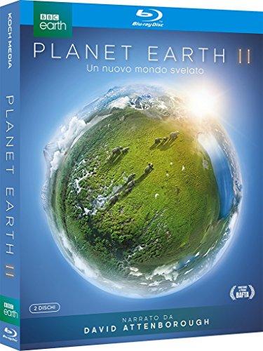 Planet Earth II Esclusiva Amazon Limited Edition (2 Blu-Ray + Book) con Copertina Lenticolare