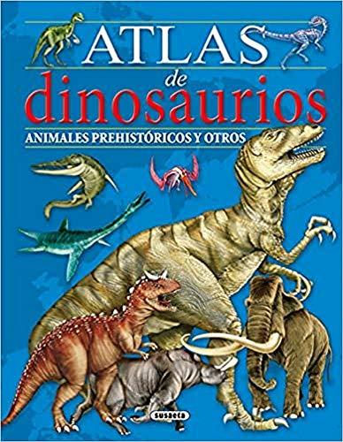 Atlas de dinosaurios (Atlas histórico ilustrado)