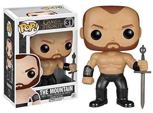 Funko POP! Juego de Tronos: The Mountain