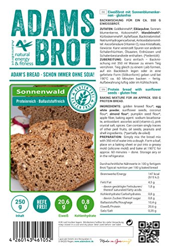 Adam's Brot Broodmix Sonnenwald