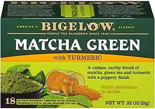 Best matcha green tea with turmeric bigelow Reviews