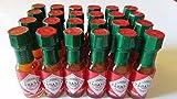 TABASCO Original Red Miniatures 1/8 oz (24 Pack)
