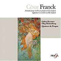 Violin Sonata, String Quartet (Kremer, Maisenberg) by Gidon Kremer (2004-06-16)
