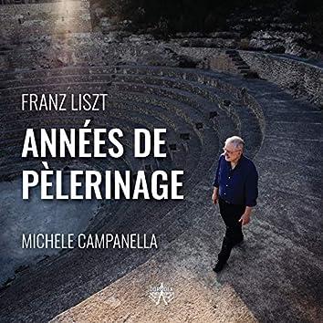 Franz Liszt - Années de pèlerinage