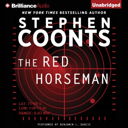 The Red Horseman audiobook cover art