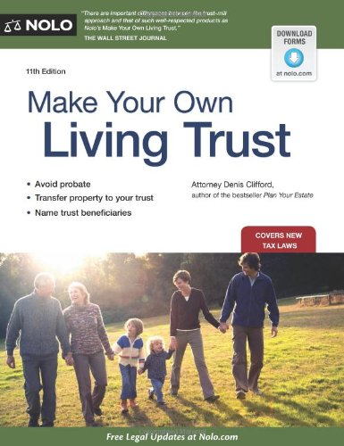 Image OfMake Your Own Living Trust