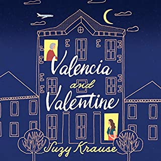 Valencia and Valentine audiobook cover art