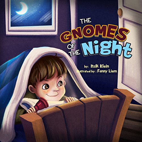 The Gnomes of the Night audiobook cover art