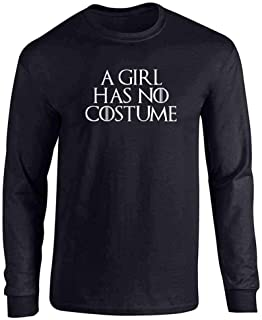 Best a girl has no costume quote Reviews