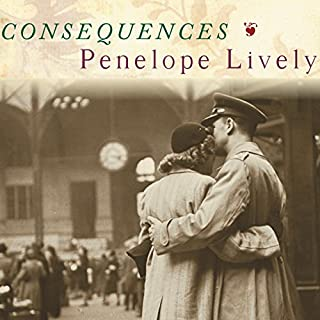 Consequences     A Novel              By:                                                                                                                                 Penelope Lively                               Narrated by:                                                                                                                                 Josephine Bailey                      Length: 8 hrs and 56 mins     62 ratings     Overall 4.0