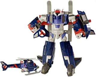 Tobot Youngtoys Adventure Y Transforming Robot Helicopter to Robot Animation Character