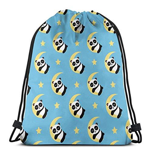 Lawenp Blue Eyeball On A Number Unisex Home Gym Sack Bag Sport Drawstring Backpack Bag