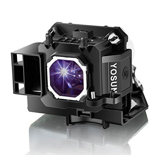YOSUN Lámpara de proyector para NEC NP15LP M230X...