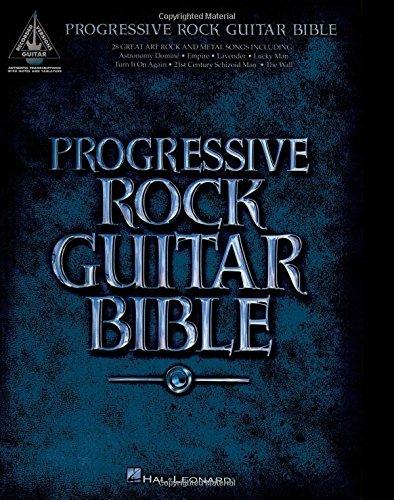 Progressive Rock Guitar Bible