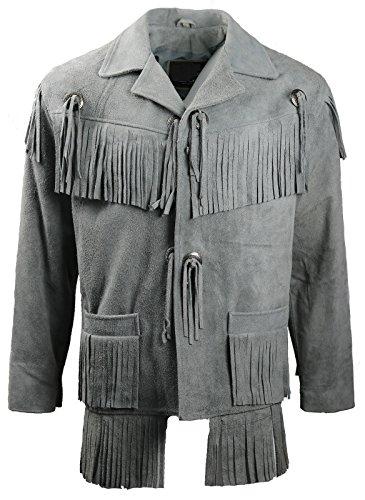 Western Leather Style - Chaqueta - para mujer negro negro