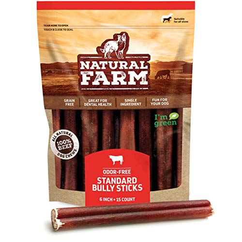 Natural Farm 6-Inch Bully Sticks