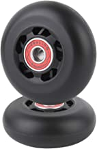 AOWISH 2-Pack Mini Ripstik Wheels 68mm Ripster Wheels 90A Ripstick DLX Mini Caster Board Replacement Wheel with Pre-Installed Bearings ABEC-9