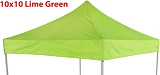 Best lime green pop up tent Reviews