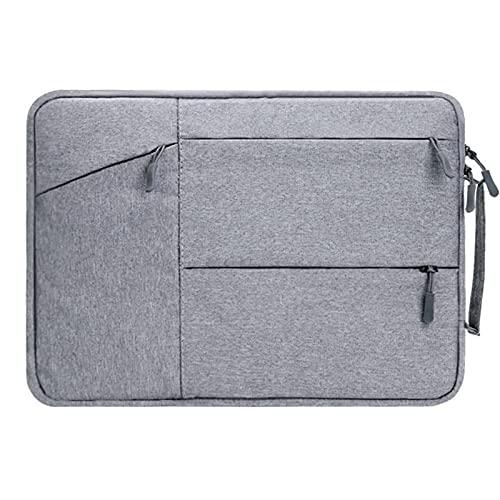 TYTG Accesorios para Laptop Accesorios de la Caja del portátil del Bolso del Manguito del Ordenador portátil Accesorios de computador (Color : Gray b, Size : For Macbook 16inch)