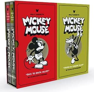 WALT DISNEY'S MICKEY MOUSE VOL 1 &2 BOX SET