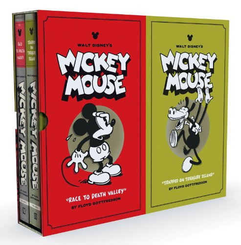 Walt Disney's Mickey Mouse: Vols. 1 & 2