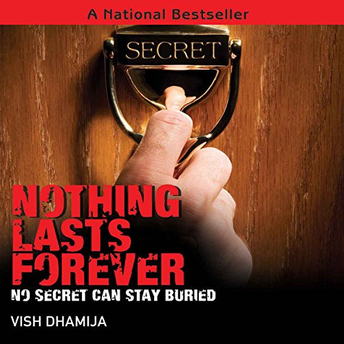 Nothing Lasts Forever audiobook cover art