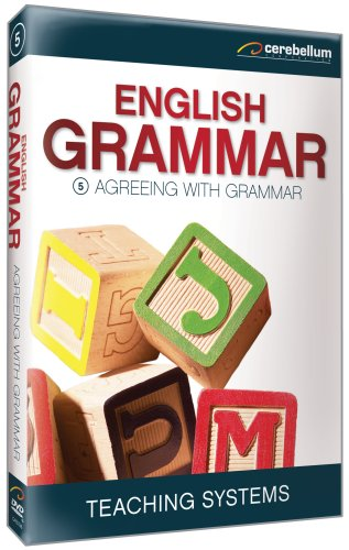 Teaching Systems Grammar Module with Agreeing 5: online shop Limited price