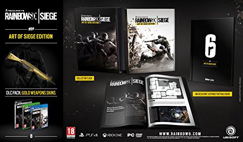 Tom Clancy's Rainbow Six Siege (PC) - [Edizione: Regno Unito]
