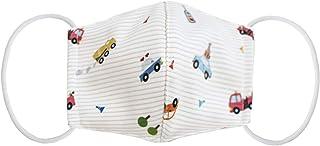 【Amazon.co.jp限定】 グランチョイス bebenuvo 洗える布マスク 幼児用 くるま