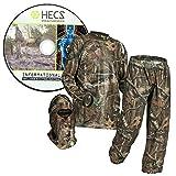 HECS Hunting 3-Piece Suit - Mossy Oak Break-Up...