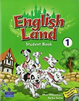 English Land  Level 1 Student Book with DVD