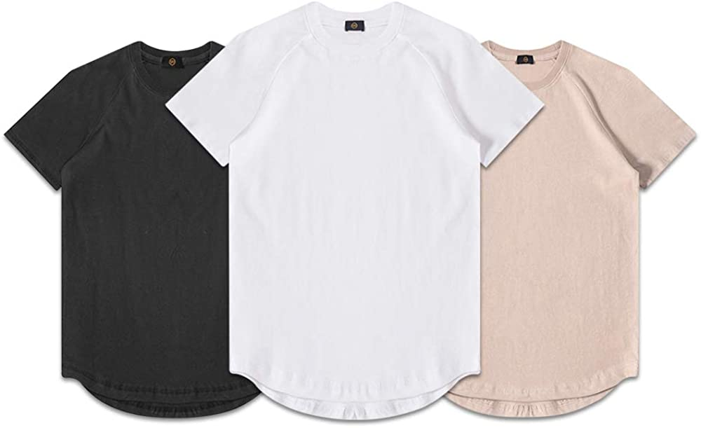 ZIIIW Chic Summer Short Sleeve Tee Punk Style Cotton Tops T-Shirts for Kids