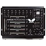 Butterfly Amicus Professional Table Tennis Robot—Fantastic Ball Launcher/Thrower/Shooter for Ping...
