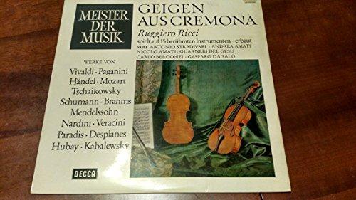 Geigen Von Cremona V.1 [Vinyl LP]