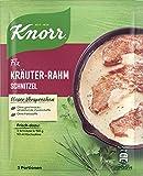 Knorr Fix Kräuter-Rahm Schnitzel 3 Portionen (21 x 47 g)