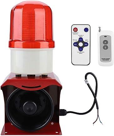 Amazon.es: Sirena alarma 12v - Bocinas de coche ...