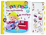 L'imagerie sonore des bébés - Les instruments de musique 2