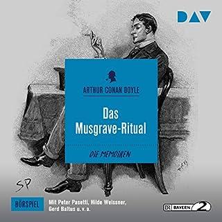 Das Musgrave-Ritual Titelbild