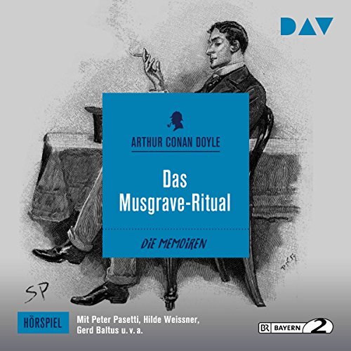 Das Musgrave-Ritual audiobook cover art