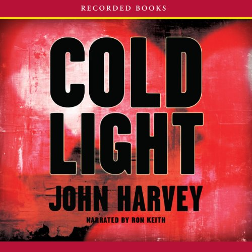 Cold Light audiobook cover art