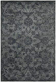 Safavieh Antiquities Collection AT824B Handmade Traditional Oriental Grey and Multi Wool Area Rug (2'3