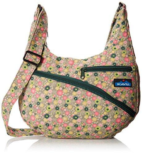 KAVU Women's Astoria Bag, Ditsy Daisy, One Size