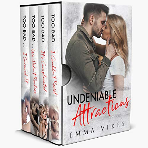 Undeniable Attractions: The Too Bad Series Contemporary Romance Box Set Titelbild
